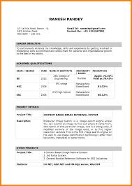 Sample Resume India 100 Sample Resume India Teacher Sample Resume India Sample