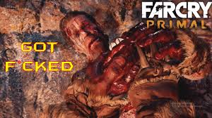 far cry 4 dead tiger wallpapers far cry primal brutal gameplay cutscene saber tooth tiger attack