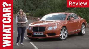custom bentley azure bentley continental gt 2014 review what car youtube