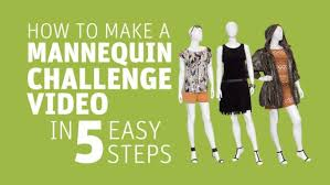 Challenge Steps How To Make A Mannequin Challenge In Five Easy Steps