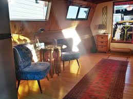 Airbnb Seattle Houseboat Turnip Houseboat Awesomesauce Seattle Seattle Metro Area