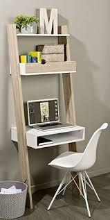 styling at dwell scandi workspace ladder desk photograph by