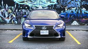 lexus rc vs bmw 435i 2015 lexus rc 350 awd test drive review