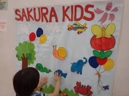 sakura kids around db