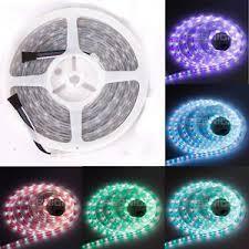 ip67 led strip lights supernight 5m 16 4ft 5050 300leds rgbw waterproof ip67 led strip