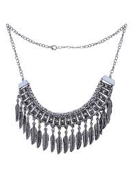 fashion necklace jewellery images Zerokaata get 15 off on fashion necklaces jpg