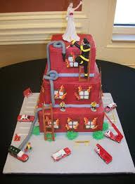 firefighter wedding cake topper modern decoration firefighter wedding cake interesting ideas