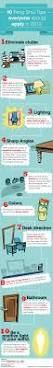 feng shui tips 2012 infographics mania feng shui clutter and