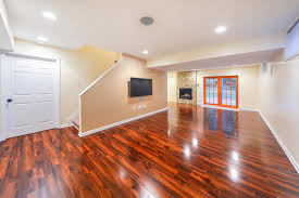 Columbia Laminate Flooring Reviews Basement Remodeling Project Columbia Md 2 Basement Masters