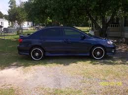 toyota corolla 2005 rims 2005 toyota corolla xrs 13 000 100364462 custom jdm car