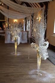 flower design events spectacular winter wonderland wedding day at