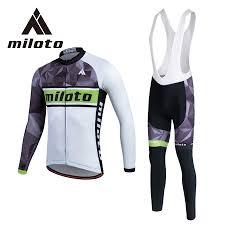 winter cycling jacket aliexpress com buy miloto men winter cycling clothing black