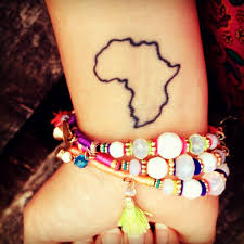 best 25 africa tattoos ideas on pinterest tattoos of africa