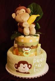 45 best monkey baby shower cakes images on pinterest monkey baby