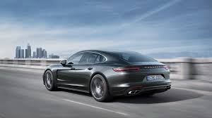 porsche panamera modified 2017 porsche panamera gets a long overdue facelift