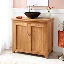 bathroom cabinets teak vanity teak bathroom cabinet vessel teak