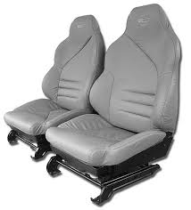 1994 corvette seats 1994 1996 corvette sport seat leather like seat covers set