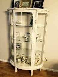 Curio Cabinet Furniture Curio Cabinet Painted Curioetseteter On Pinterestcurio Pinterest
