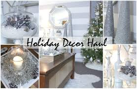 Home Decore Com by Holiday Home Decor Haul Small Apartment Chelsea Hernandez
