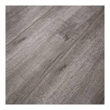 Foam Backed Laminate Flooring 12mm Laminate Flooring W Padding Attached Heather Grey Sample