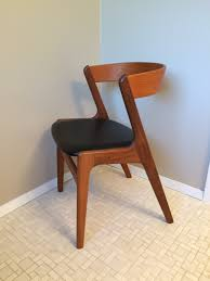 Wood Dining Chairs Designs Kai Kristiansen Dining Chairs Available Per Chair Danish