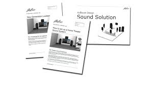 setting up a home theater kvalsvoll design as
