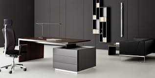 Modern Wood Office Desk Interior Alluring Modern Executive Office Desk Desks For Offices