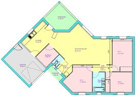 plan maison cuisine ouverte plan de maison constructeur charente maritime