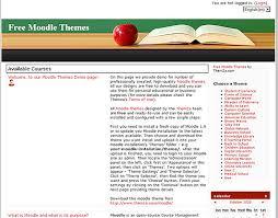 high classes moodle theme