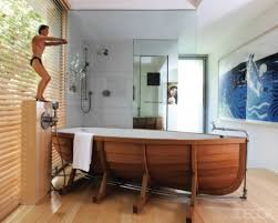 awesome bathroom ideas bathroom awesome bathroom design ideas with ship shaped bathtub