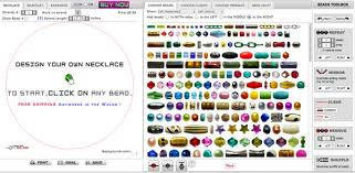 create your own necklace your own jewellery online with these 4 handy tools