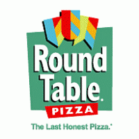 free round table pizza round table pizza logo vector eps free download