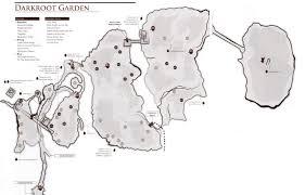 Dark Souls 2 Map Image Gardin Png Dark Souls Wiki Fandom Powered By Wikia