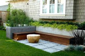 Free Storage Bench Seat Plans by Patio Bench Ideas U2013 Smashingplates Us