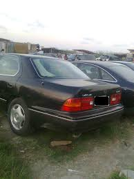 lexus ls400 2001 lexus ls 400 for sale n900k autos nigeria