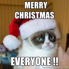 Merry Christmas Meme Generator - elegant christmas meme generator grumpy cat christmas pics merry