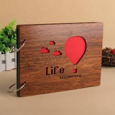 Online Wedding Photo Album Online Get Cheap Wooden Albums Aliexpress Com Alibaba Group