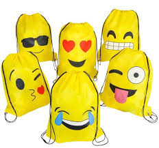 Furniture Emoji Yellow Emoji Smile Face Lollipop Sucker 1 Dozen Amazon Com