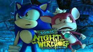 sonic unleashed night of the werehog full movie hd youtube