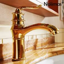 online get cheap gold kitchen tap antique aliexpress com