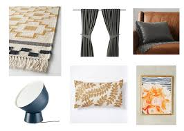 decor inspo blue gray u0026 gold the fashionista lab