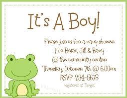 frog baby shower frog baby shower cimvitation