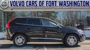 volvo xc60 2016 certified pre owned 2016 volvo xc60 for sale in fort washington pa