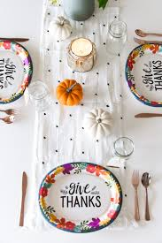 set your thanksgiving table without breaking the bank kj and company