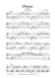 Essay Definition Example Fantasia In D Minor K 397 385g Mozart Wolfgang Amadeus Imslp