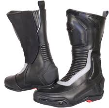 motorcycle boots uk spyke road runner wp black leather motorcycle boots uk spyke