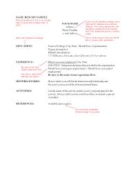 font size for resume resume badak resume aesthetics font margins and paper guidelines resume genius