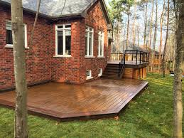 Composite Decking Brands Trex Transcend Decking Comes In 10 Beautiful Shades From Warm