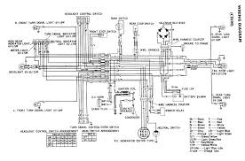 motorcycle wiring circuit and wiring diagram wiringdiagram net