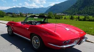 1964 stingray corvette convertible picture gallery 1 1964 c2 corvette corvette collectors
